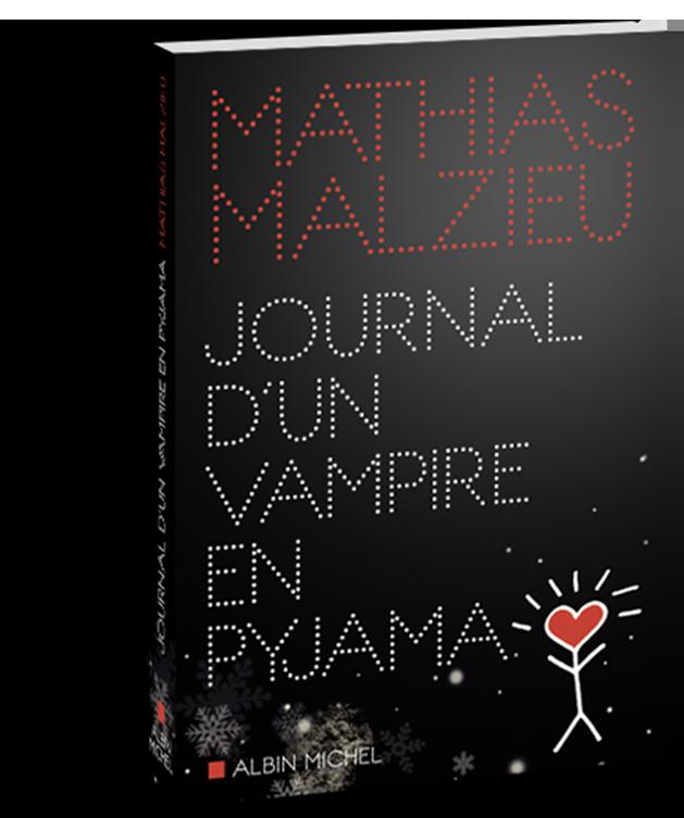 Cover - Vampire en pyjama