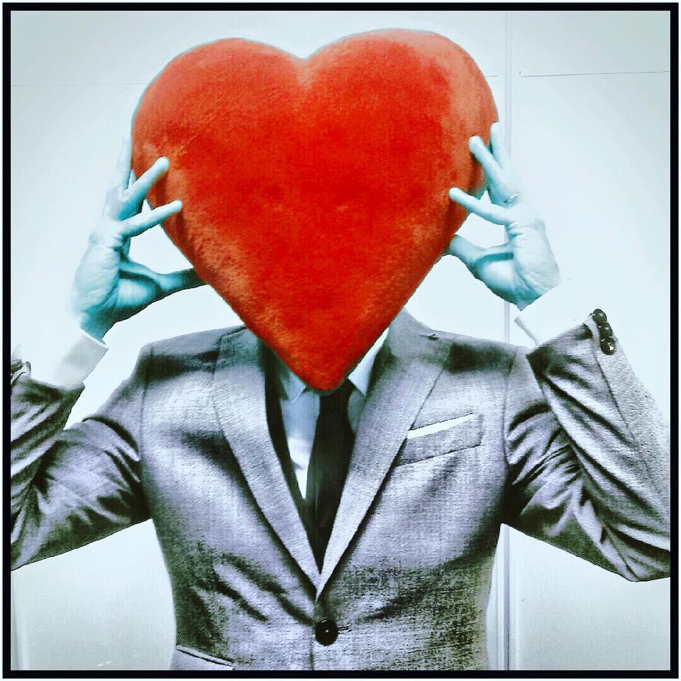 Le Heartman prend vie