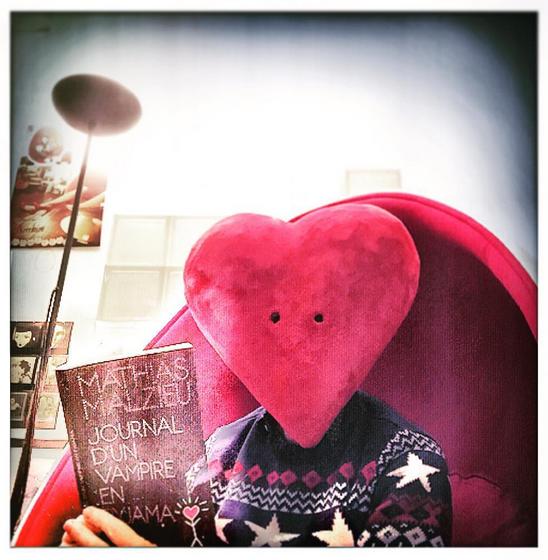 Quand Heartman découvre le Journal…
