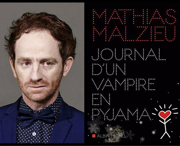 Mathias Malzieu ce matin sur France Inter et ce soir dans La Grande Librairie