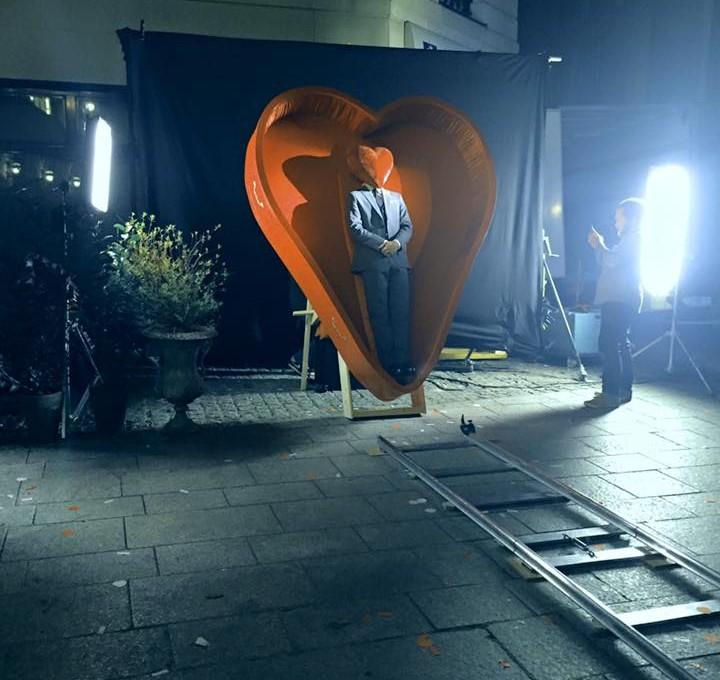 Le clip de «Vampire de l'amour» mercredi (comme il y a pas grand-chose au cinéma, on s'est dit que c'était bien)