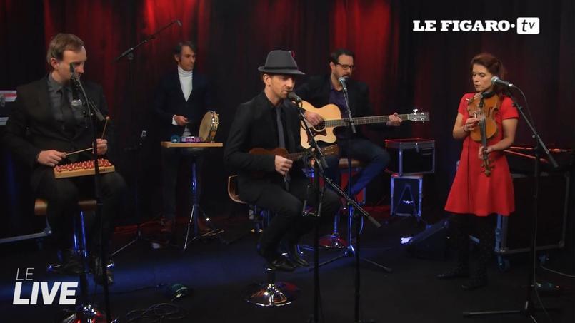 3 titres live pour Le Figaro.fr