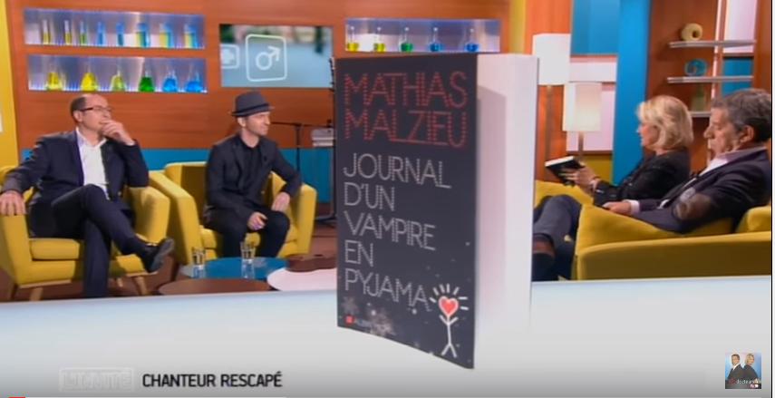 Mathias raconte son histoire dans le Magazine de la Santé sur France 5